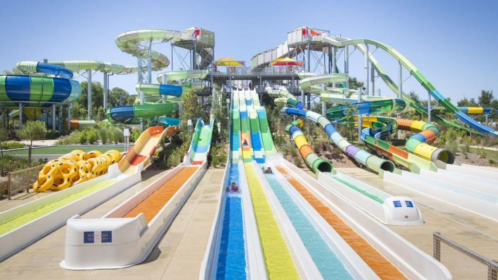 Ogliss waterpark